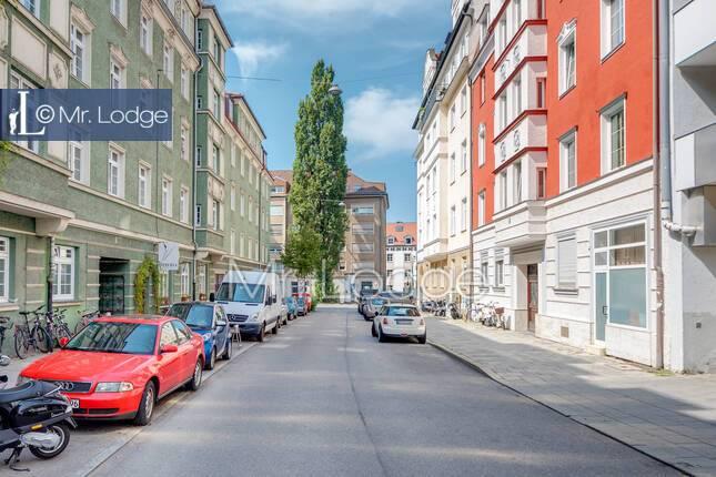 Taubenstraße