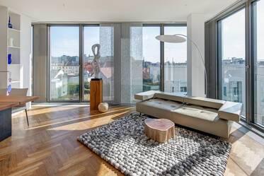 Hochwertig eingerichtete Luxuswohnungen München