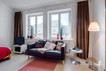 Modernes Apartment in Bestlage im Lehel