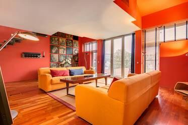 3 Zimmer Wohnung Mobliert Flughafenlinie S8 Munchen Au